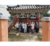 [예천지회]  예천군 문화재  자연정화활동