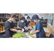 [영주지회] 새마을식당 일손돕기봉사활동
